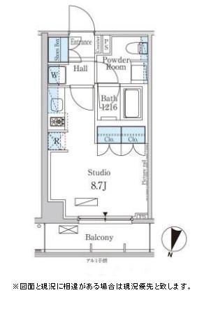 パークアクシス自由が丘テラス313号室