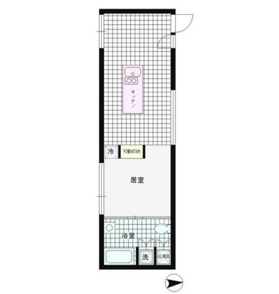 Le Phare´ S101号室