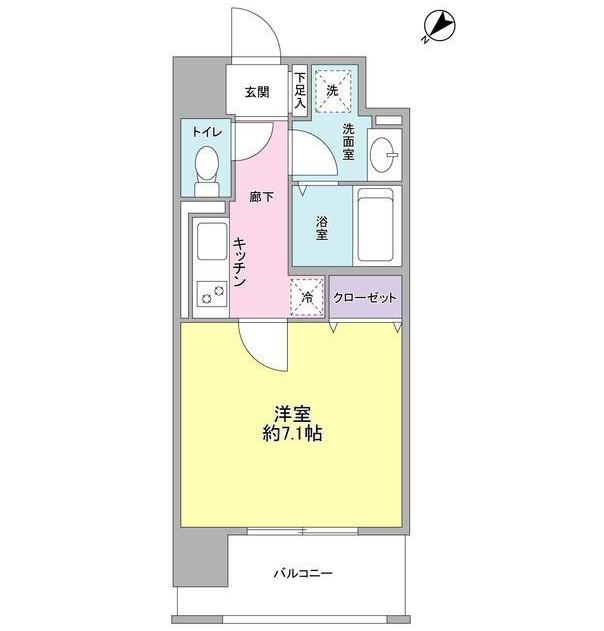 オーククレストビル202号室