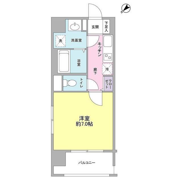 オーククレストビル203号室