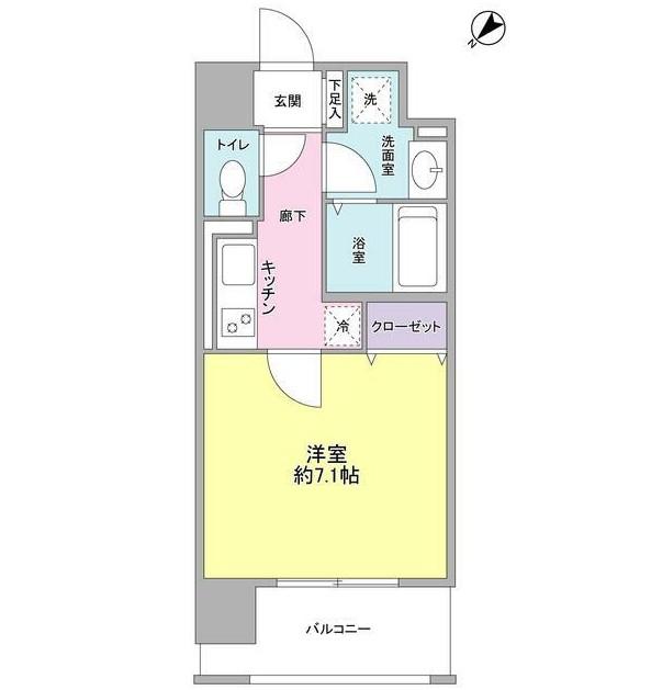 オーククレストビル401号室