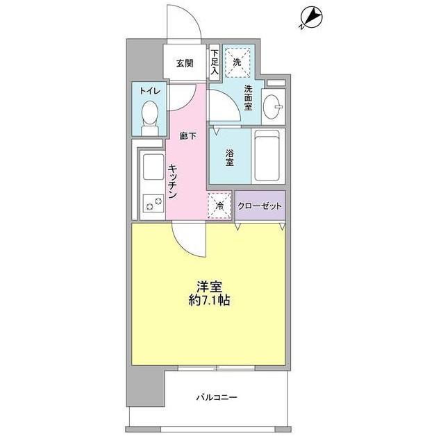 オーククレストビル402号室