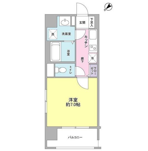 オーククレストビル403号室