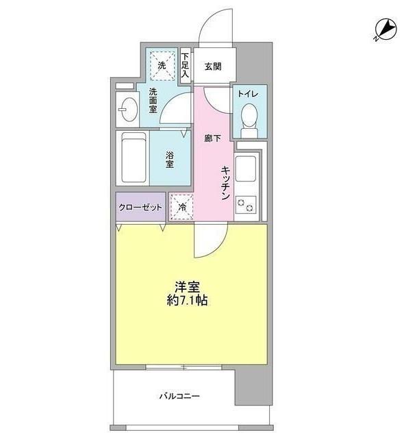 オーククレストビル501号室