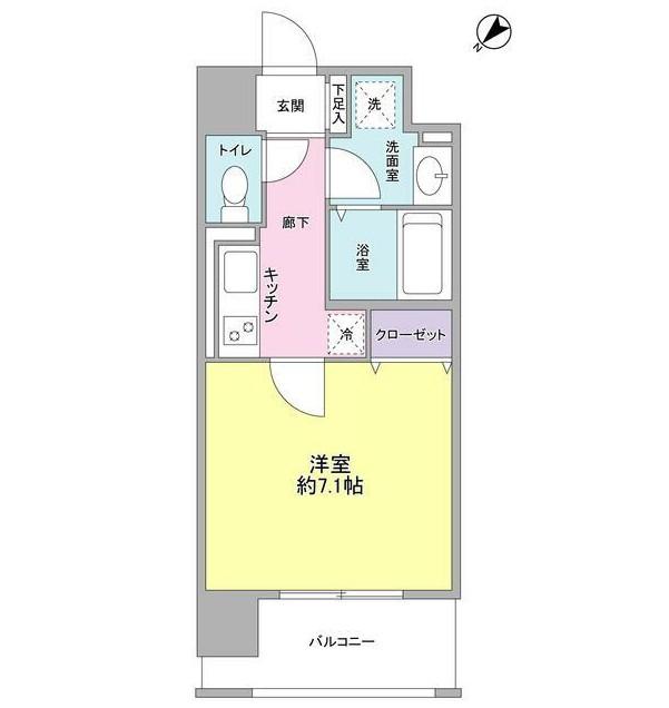 オーククレストビル602号室