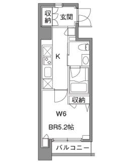 カスタリア中目黒301号室