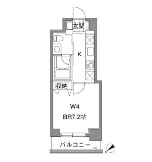 カスタリア中目黒304号室