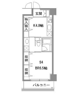カスタリア中目黒309号室
