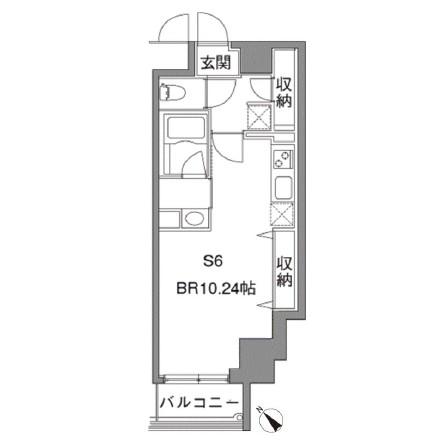 カスタリア中目黒311号室