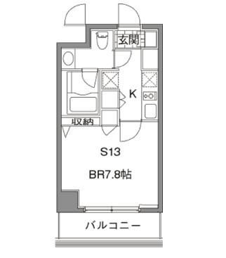 カスタリア中目黒503号室