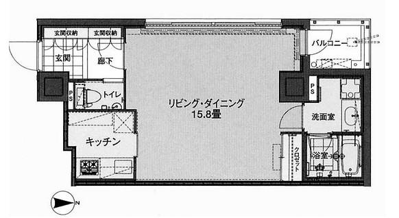 代官山プラザ407号室