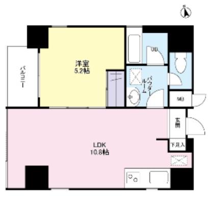 ミュールメゾン西新宿401号室