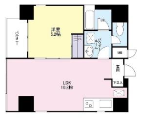 ミュールメゾン西新宿501号室