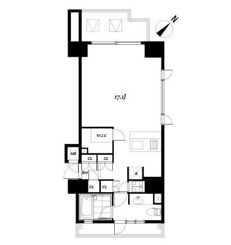 チェスターハウス品川1103号室