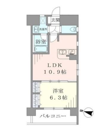 ラキャリラット日本橋903号室
