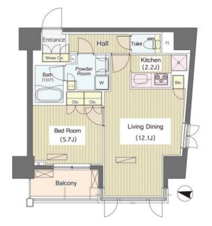 i-Suite HigashiNakano304号室