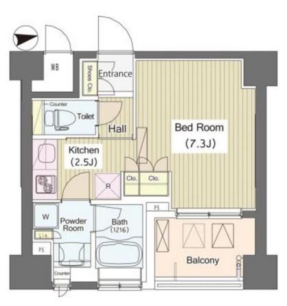 i-Suite HigashiNakano410号室