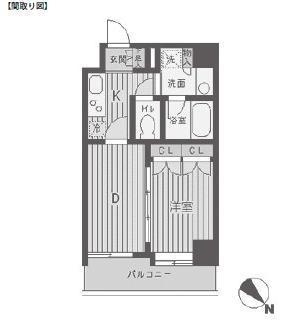 パークフラッツ渋谷代官山602号室