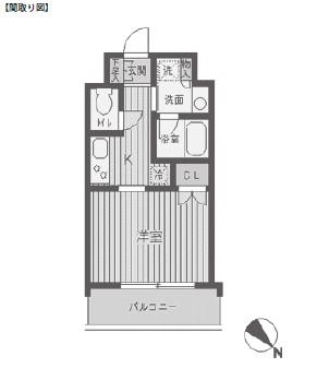 パークフラッツ渋谷代官山805号室