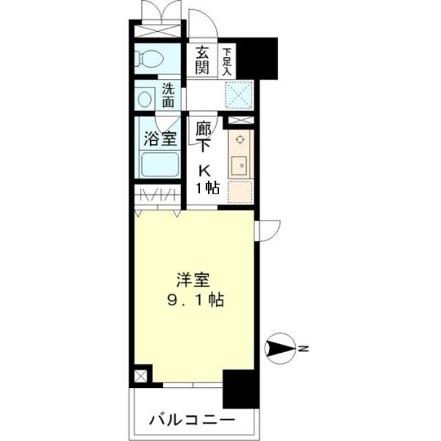 マイプレジール広尾404号室
