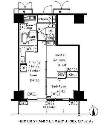 パークアクシス元浅草ステージ1305号室