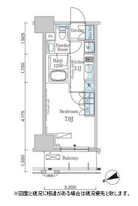 パークアクシス浅草・蔵前702号室