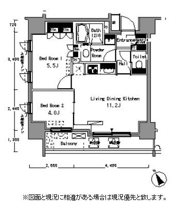パークアクシス浅草橋303号室