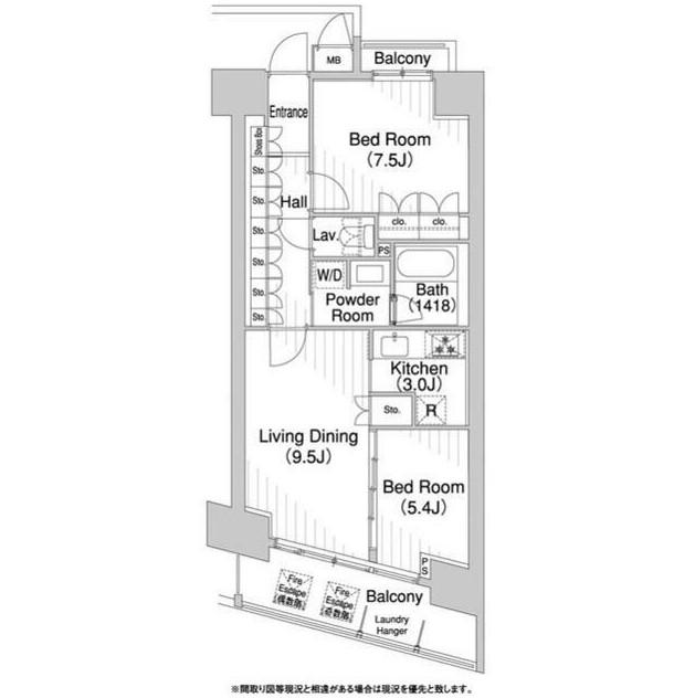コンフォリア芝浦バウハウス201号室