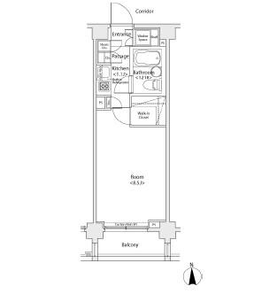 イプセ蒲田WEST306号室
