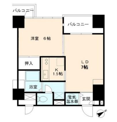 グランドメゾン田町213号室