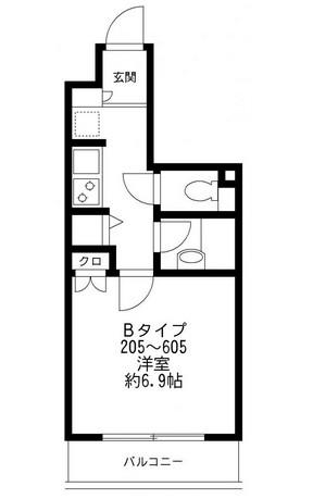 プライムアーバン番町704号室