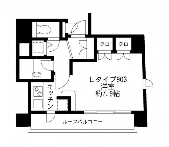 プライムアーバン番町903号室