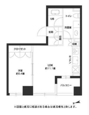 パークキューブ銀座イースト302号室