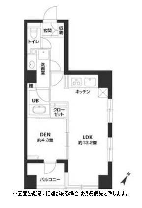パークキューブ銀座イースト707号室