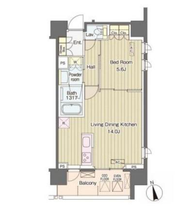 ヴェルデコート西新宿1004号室