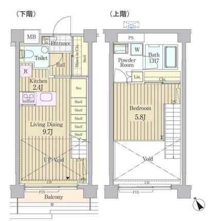 ガーデン原宿503号室
