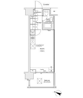 イプセ学芸大学702号室