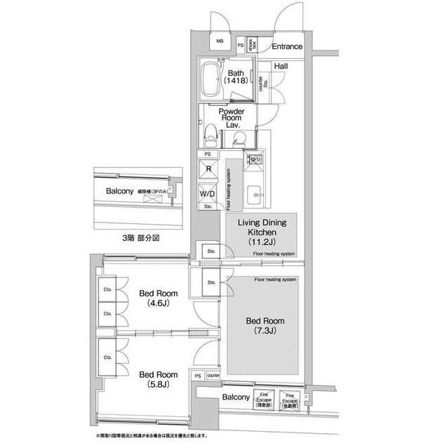 BPRレジデンス渋谷1006号室