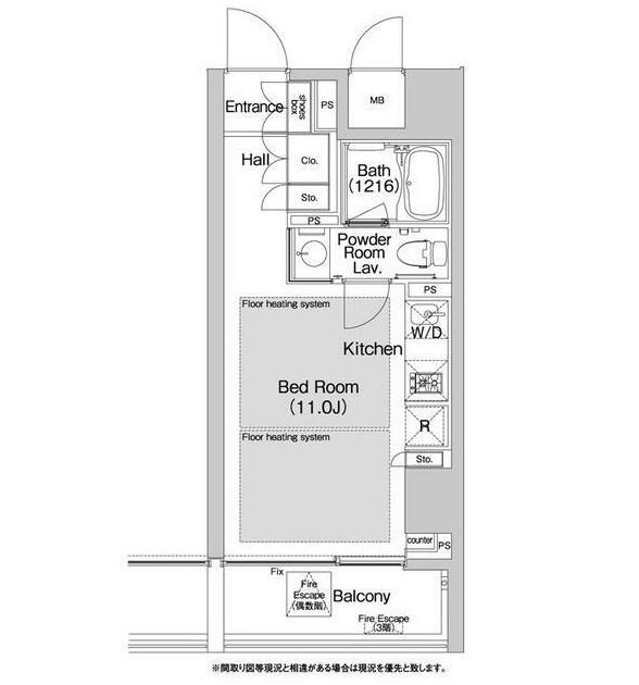 BPRレジデンス渋谷805号室