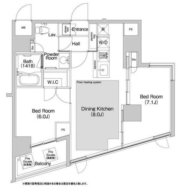 BPRレジデンス渋谷902号室