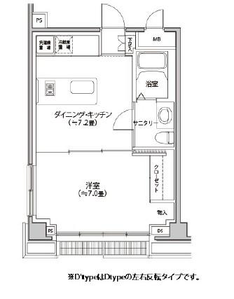 カスタリア都立大学301号室