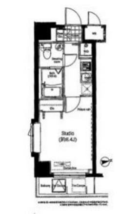 コンフォリア・リヴ木場公園901号室