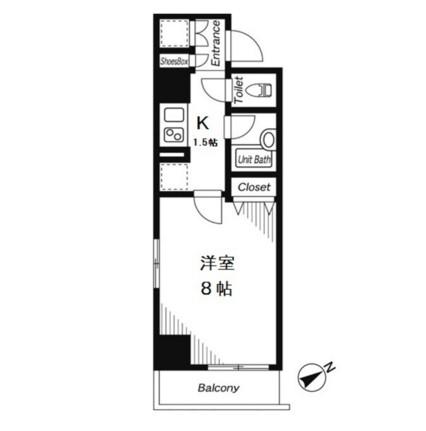 KDXレジデンス西新宿601号室