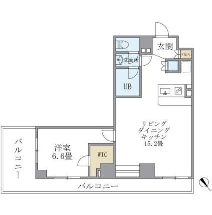 KDXレジデンス西新宿802号室
