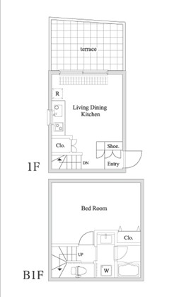 BARU SHOTO(バル松濤)101号室