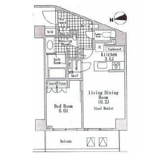 アルビン六本木レジデンス305号室