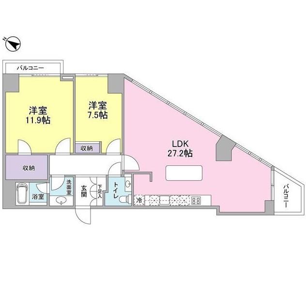 フォレストタウン参宮橋1104号室
