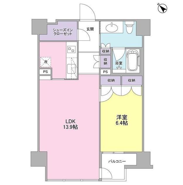 フォレストタウン参宮橋301号室