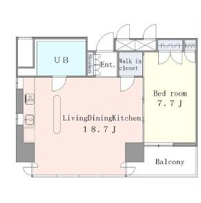 フォレストタウン参宮橋502号室