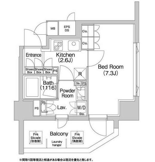 コンフォリア神楽坂DEUX401号室